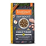 Instinct Raw Boost Grain Free Recipe with Real Chicken Natural Dry Cat Food by Nature's Variety, 2 lb. Bag
