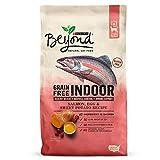 Purina Beyond Indoor, Grain Free, Natural Dry Cat Food, Grain Free Salmon, Egg & Sweet Potato Recipe - 5 lb. Bag