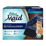 LitterMaid Single Cat Self-Cleaning Litter Box